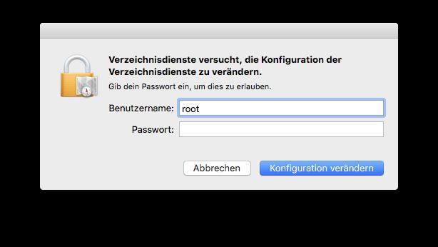 Schwere Sicherheitslücke in macOS High Sierra – und Fix