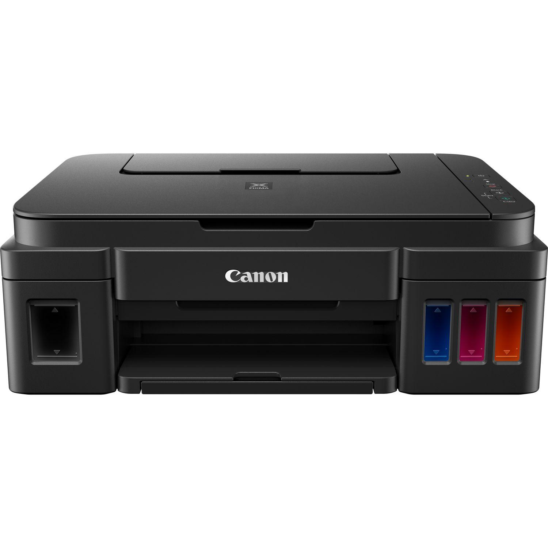 Canon Pixma G2500 Einrichtung und Test
